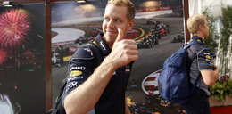 Vetell ostro o kierowcach F1