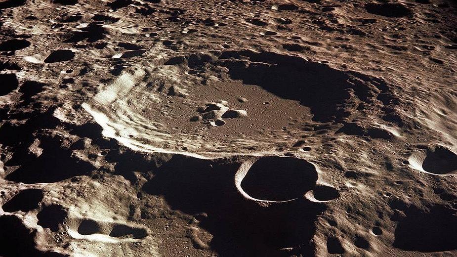 Krater na Księżycu