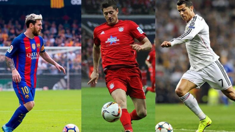 Zarobki piłkarzy rosną z roku na rok. Robert Lewandowski dzięki nowej umowie z Bayernem Monachium stał się jednym z najlepiej opłacanych piłkarzy na świecie. Trzy pierwsze miejsca w rankingu najlepiej zarabiających piłkarzy zajmują Argentyńczycy. Co ciekawe dwóch z nich gra w Chinach.