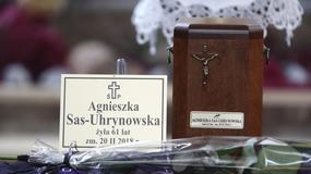 Pogrzeb Agnieszki Kotulanki. Aktorkę pożegnała rodzina i przyjaciele