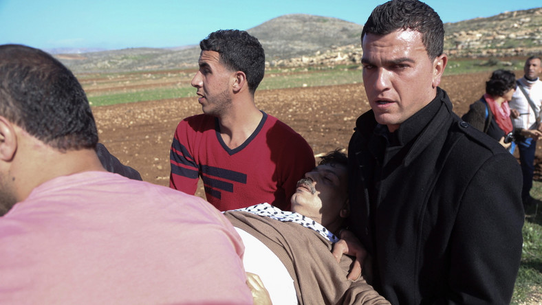 Palestyńczycy oskarżają Izrael o zabójstwo ministra