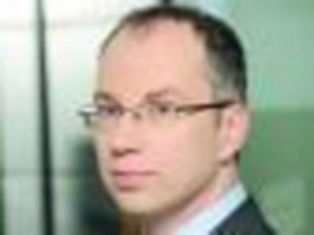 Roman Namysłowski, dyrektor w dziale doradztwa podatkowego EY