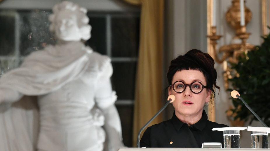 Przemowa noblowska Olgi Tokarczuk