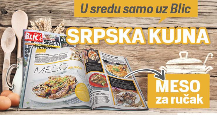 Magazin Srpska kujna