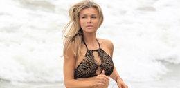 Joanna Krupa. Tak haruje na plaży