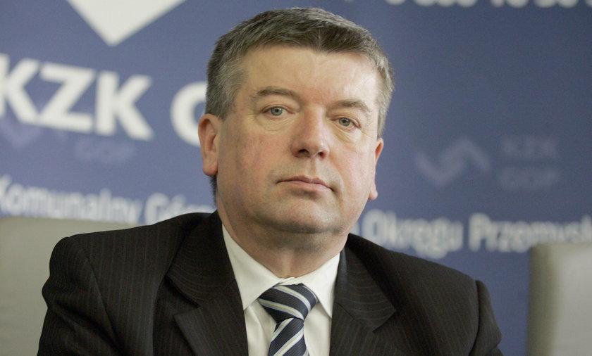 Roman Urbańczyk, szef KZK GOP