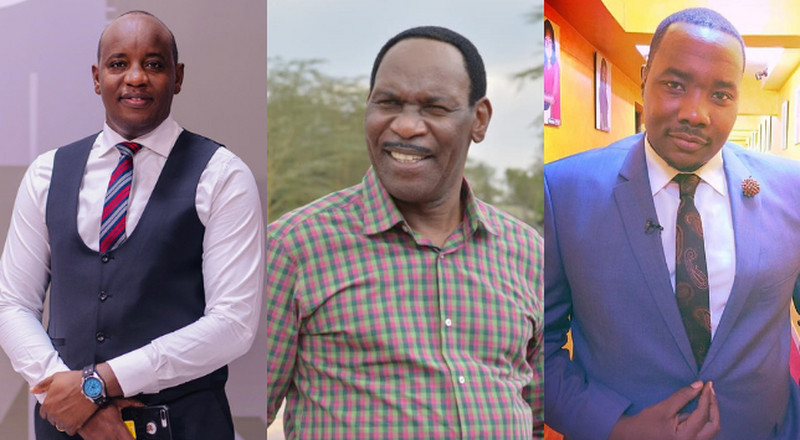 Linus Kaikai welcomes Ezekiel Mutua to 10 over 10 after stepping out dressed like this (Photo)