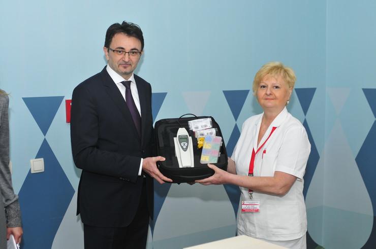 novi sad 832 skrining aparat sluh bebe provera sluha srce za decu foto robert getel