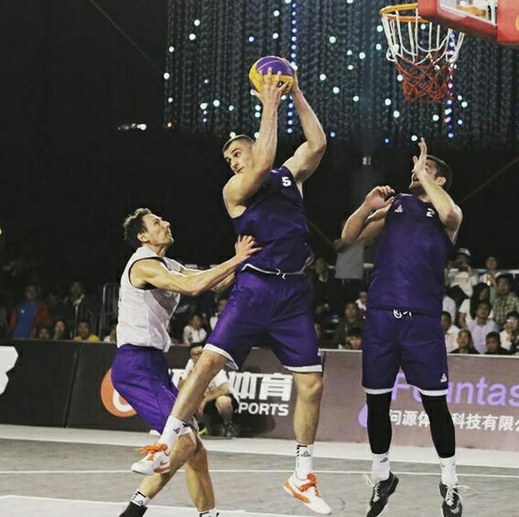 Basketaši Zemun 3x3