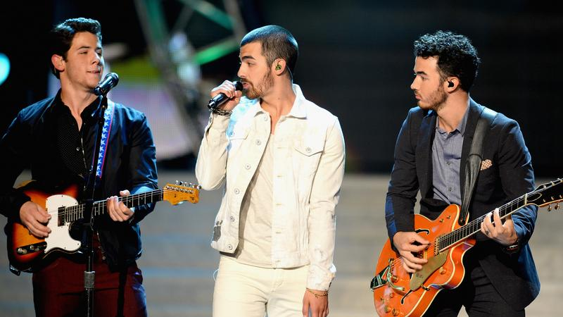 Jonas Brothers (fot. Getty Images)