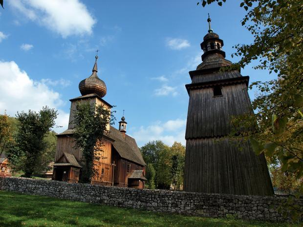 Nadwiślański Park Etnograficzny w Wygiełzowie