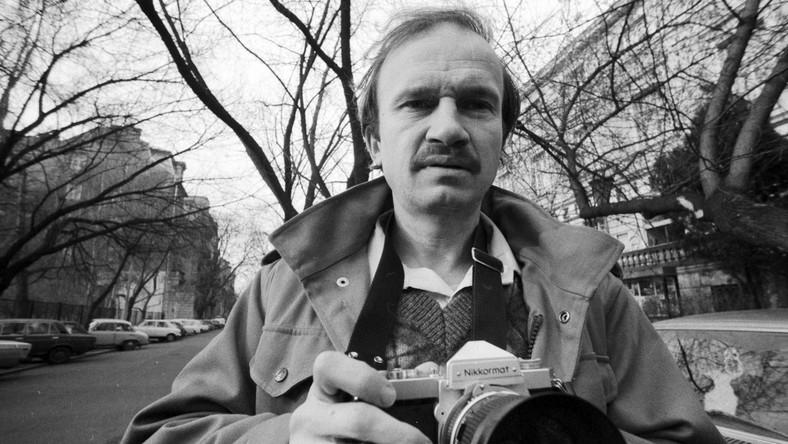 Andrzej Rybczyński, 1981 r.