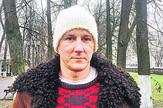 Spreman za rusku zimu: Milan Nešković u Rusiji