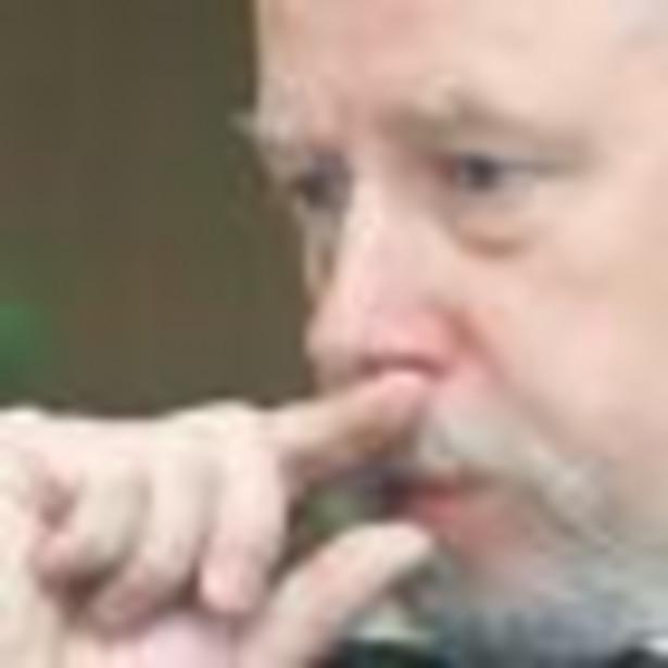 Jacek Socha, w latach 1994-2004 przewodniczący Komisji Papierów Wartościowych i Giełd. Od 2004 do 2005 roku zajmował stanowisko ministra skarbu państwa. Obecnie wiceprezes i partner w dziale audytu i usług doradczych w PricewaterhouseCoopers Fot. Wojciech Górski