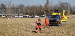 Tragedia w Opolu. Zmarła 2-latka, która wpadła do szamba
