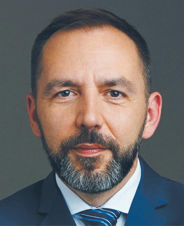 Piotr Wojciechowski adwokat, prowadzący własną kancelarię adwokacką