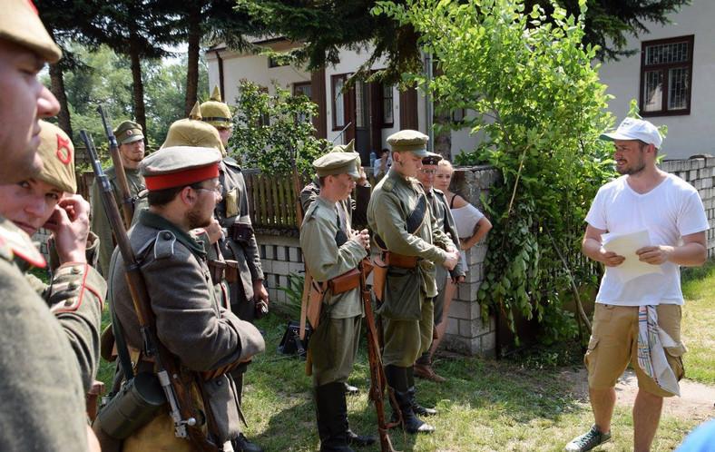 OBŁOKI ŚMIERCI - Bolimów 1915