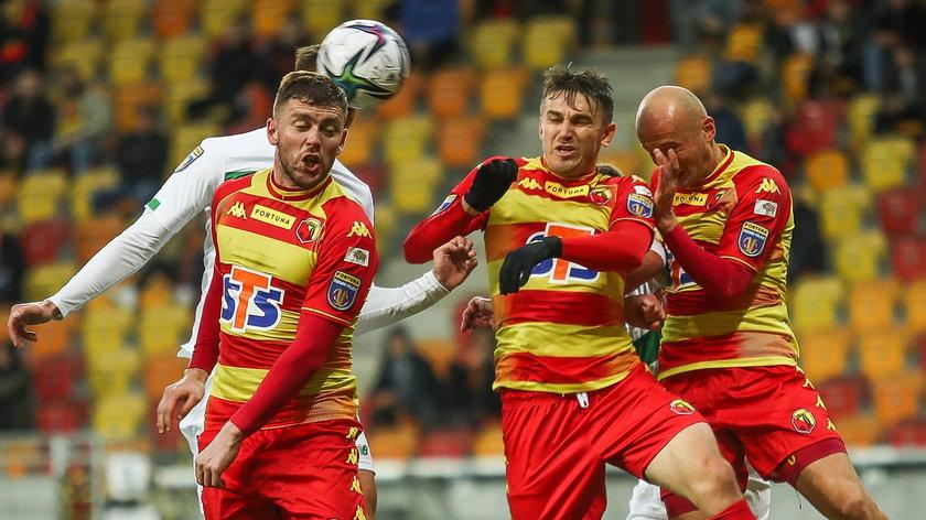 Piłkarze Jagiellonii fatalnie zaprezentowali się przeciwko Lechii.