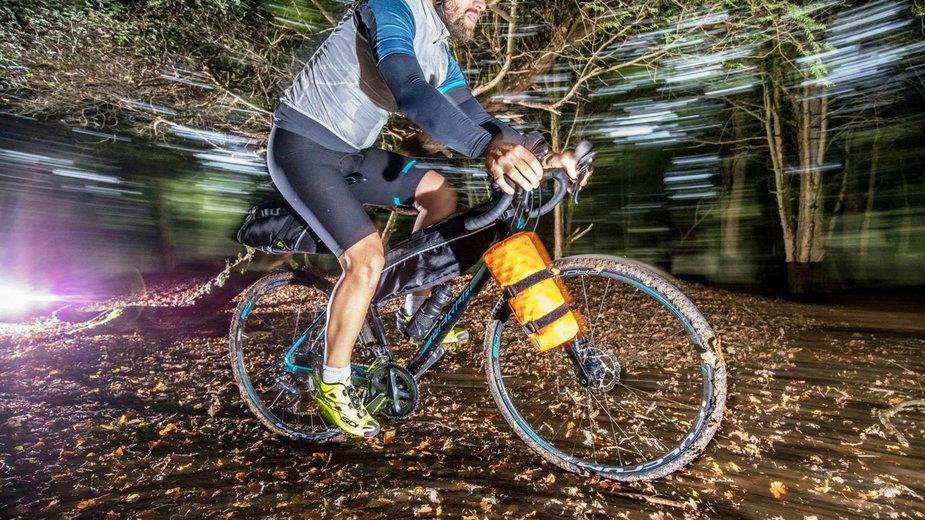 Jesienią warto jeździć na rowerze