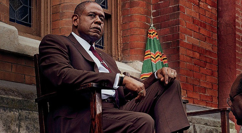 Forest Whitaker speaks to Pulse about his flawless appearance on 'Godfather of Harlem'