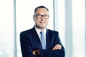 Mariusz Derdziak, kierownik sprzedaży DKV Euro Service Polska