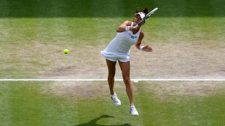 Polska tenisistka spadła w rankingu