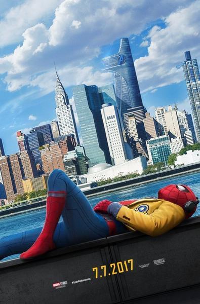"""Spider-Man: Homecoming"": plakat"