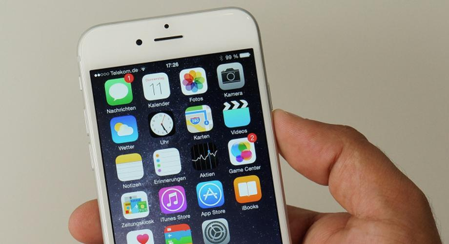 Apple iPhone 6 beliebtestes Smartphone seit 10 Monaten