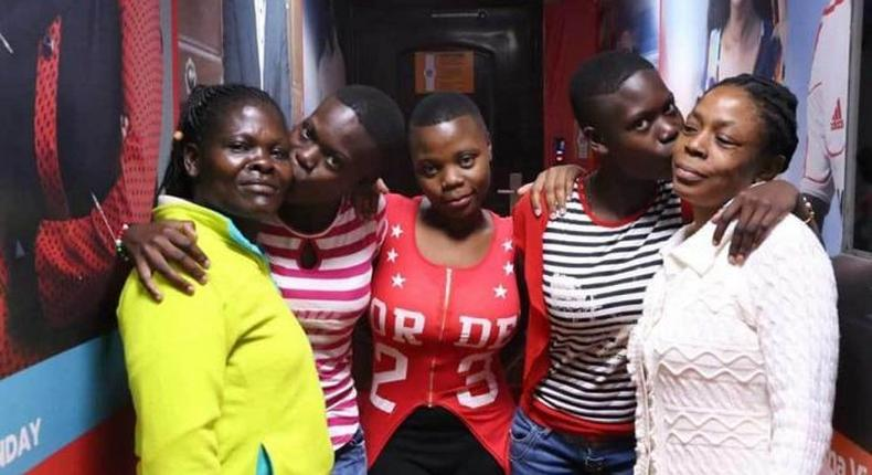 Mothers in Kakamega twins saga speak for the first during emotional reunion [Photos]