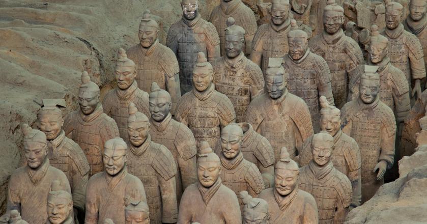 Armia terakotowa w Chinach