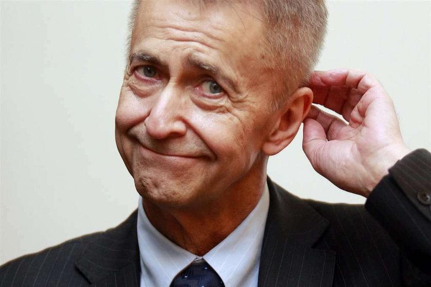 Zasłabł w Sejmie! Co się stało Tadeuszowi Rossowi?