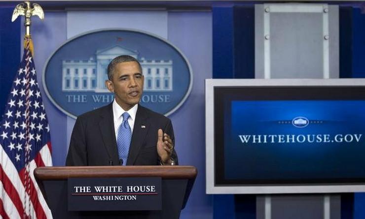 Obama je tražio da Pentagon pripremi opcije za sve slučajeve