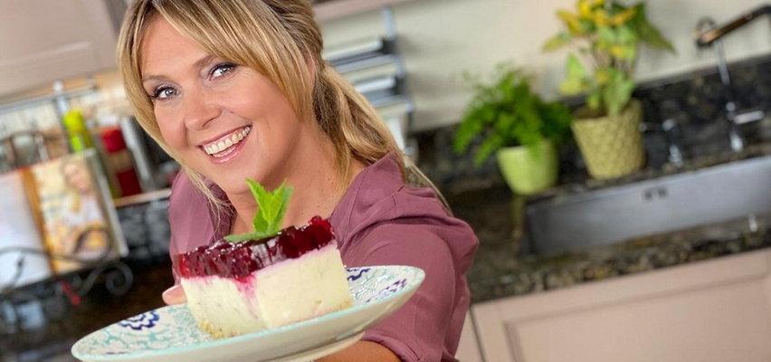 Ewa Wachowicz ma pomysł na dietetyczne ciasto. Nie zawiera ono cukru! To prawdziwy hit
