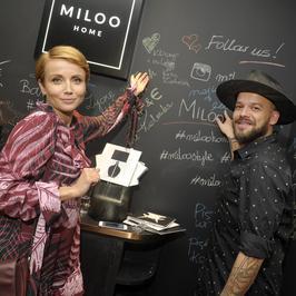 Ciężarna Katarzyna Zielińska, Michał Piróg i wiele innych gwiazd na otwarciu sklepu
