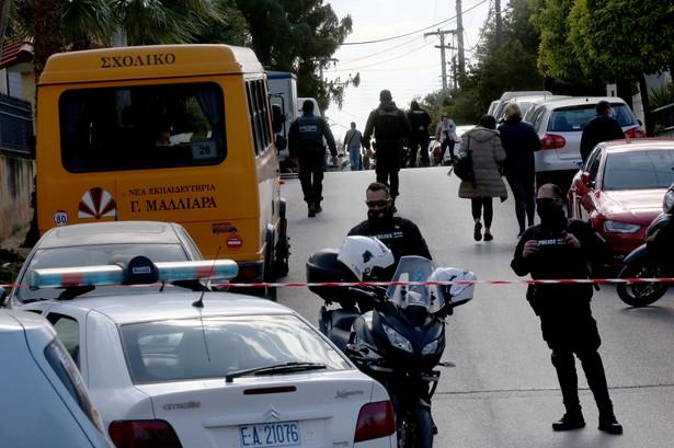 Jeorjos Karaiwaz został zastrzelony pod własnym domem w Alimos.
