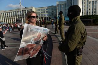 Białoruskie Centrum Wiasna: W Mińsku zatrzymano ponad 190 osób