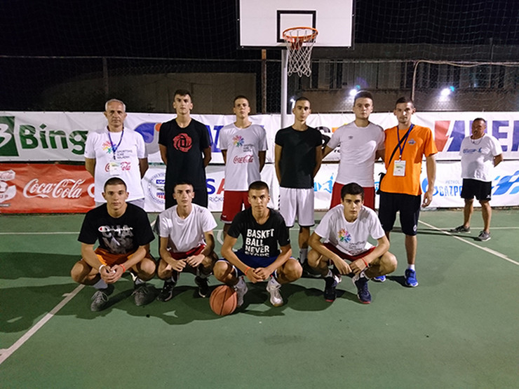 Sportske igre mladih, Vranjanci, Pančevci