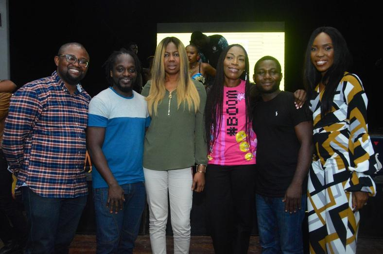When African legends assembled to thrill theatre audience