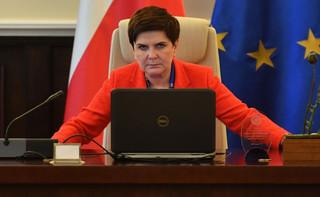 Szydło: Zaproponujemy przeniesienie pomnika Jana Pawła II z Francji do Polski