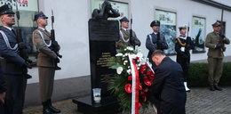 """Prezydent Andrzej Duda w Wieluniu: """"Byliśmy ofiarą pierwszego momentu wojny"""""""