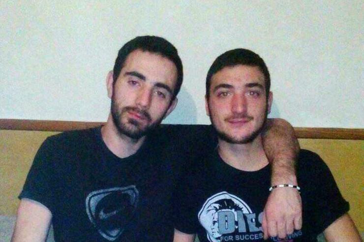 Aleksandar Drobnjak i Miloš Petrović