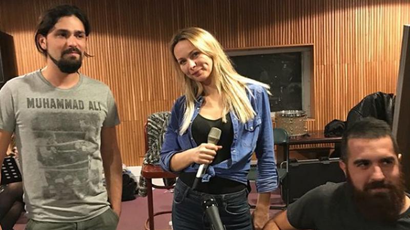 Magdalena Tul i włoscy muzycy