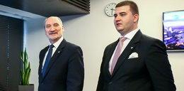 Komorowski: Misiewicz może zasłużyć na medal