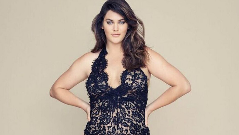 Victoria's Secret Hired Its First Plus-Size Model