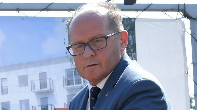 Mariusz Szewczyk, burmistrz Dębicy.