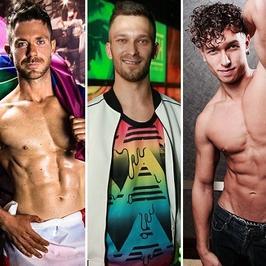 Mister Gay Europe 2017: oto finaliści! Jakie szanse ma Kacper Sobieralski? (SONDA)