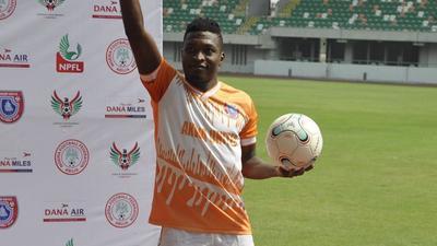 Akwa United star Ndifreke Effiong called up to Super Eagles to replace injured Torino defender Ola Aina