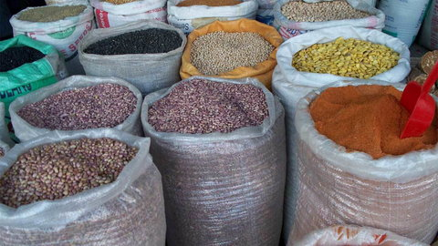 Prices of major foodstuffs in South-West markets increase by 100 percent. [Guardian]