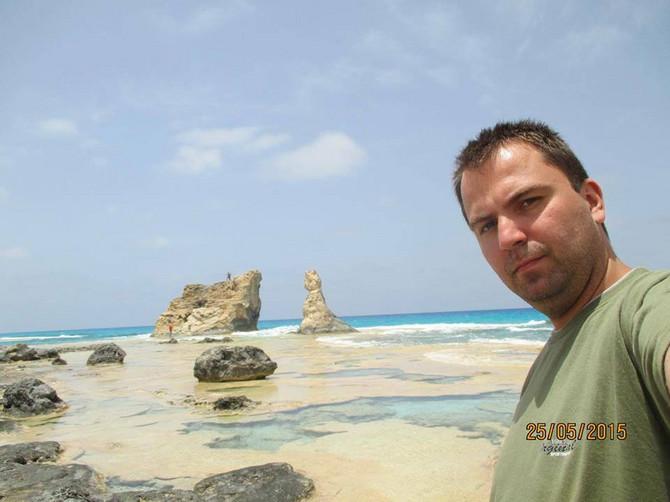 Viktor je obišao 85 zemalja  i prešao preko milion kilometara