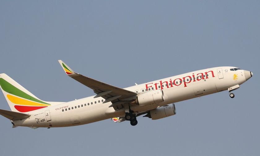 Awaryjne lądowanie Boeinga 767  - zdjęcie ilustracyjne